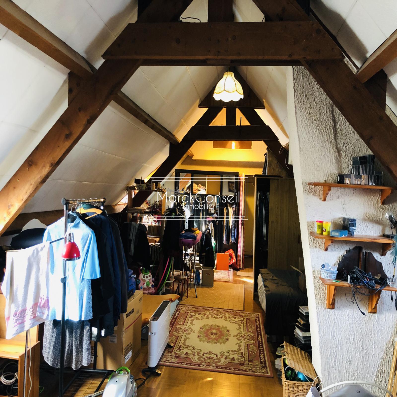 Maison Les Clayes Sous Bois vente centre ville, calme et potentiel important | marck